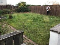 Garden services grass cutting ,gardener winter clearances