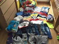 Boys 9-12 months bundle mostly new!!!!