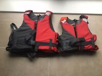 Tribord Life jacket / buoyancy jacket - Adult + Child