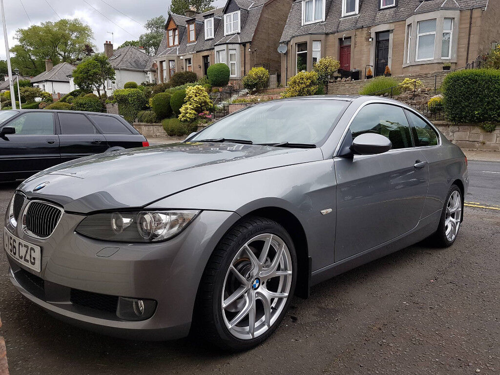 bmw 325i e92 coupe 218bhp for sale swap or px in dundee. Black Bedroom Furniture Sets. Home Design Ideas