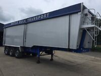 SDC Tipping trailer