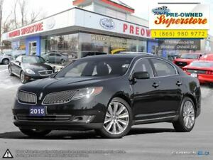 2015 Lincoln MKS EcoBoost>>>ELITE PACKAGE, ADAPTIVE CRUISE<<<