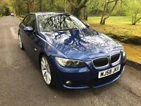 ***BMW 325i COUPE 2008/58 IMMACULATE ONLY 75,000 FBMWSH***