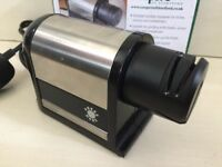 COOPERS OF STORTFORD ELECTRIC KNIFE SHARPENER - BOXED FULLY WORKING