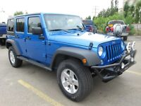 2014 Jeep Wrangler Unlimited Sport - Created for FUN!!!