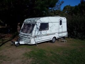 Swift Silhoulette Diamond 2 Berth 1994