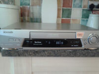 Panasonic NV-FJ710B Nicam Stereo Video Recorder