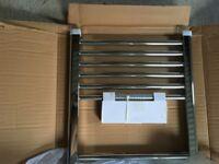 KORA - Chrome Towel Rail - 1550 x 500 mm