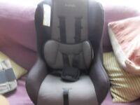 Nania forward Facing Universal car seat 0-18kg.