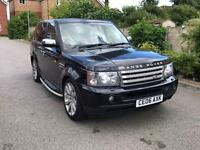 range rover sport hse tdv6 full loaded px welcome mercedes bmw audi q7