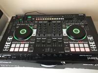 Roland DJ 808 for serato