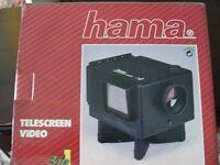 Hama Telescreen Video machine.