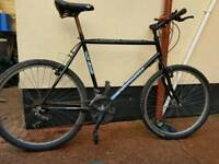 Mountain Bike. 10 speed. Nearly new tyres, serviced.