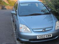 Honda Civic 1.7 CDTI Diesel 5 door