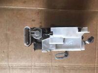fiat punto 1.2 8v 2004 passenger front nsf door catch lock mechanism