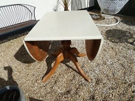 Table Perfect for Shabby Chic Project!