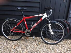 Specialized Hardrock Mountain Bike - great Christmas gift!