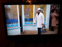 42inch full hd freeview 2hdmi & remote
