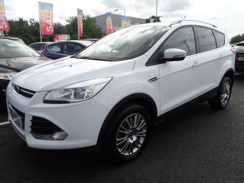ford kuga 2 0 tdci titanium 5dr 2wd 2014 in chelmsford essex gumtree. Black Bedroom Furniture Sets. Home Design Ideas