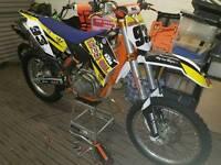 2010 ktm 250 sxf