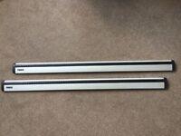ROOF BARS - Thule 961 Wing Bar - Aluminium - 1 x Pair (118cm)