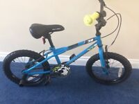 Small children's bmx bike