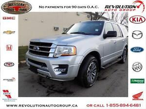 2016 Ford Expedition XLT ECOBOOST 4X4