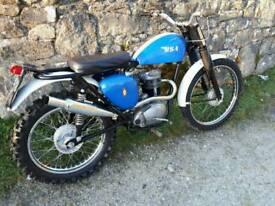 Bsa 250 cc scrambler
