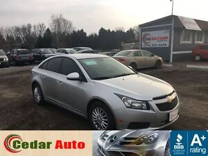 2014 Chevrolet Cruze 1LT - Managers Special - Warranty