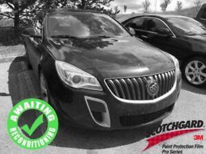2016 Buick Regal GS AWD| Sun| Nav| Heat Leath| Bose®| Adapt Crui