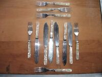 SHEFFIELD PINDER BROTHERS CUTLERY
