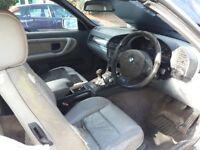 SPARES/REPAIRS - BMW 323i Convertible.1999.Petrol.Manual