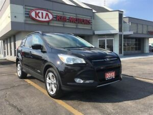 2013 Ford Escape SE 4X4 ONE OWNER LOCAL TRADE!!