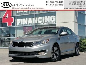 2013 Kia Optima Hybrid Climate Control | Backup Camera | Heated