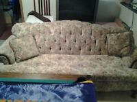 Beautiful French Provincial Couch