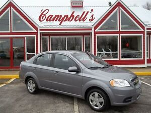 2009 Chevrolet Aveo LS AIR CONDITIONING!! 5 SPD GAS SAVER!! CRUI