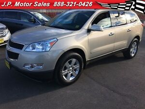 2012 Chevrolet Traverse 1LT, Automatic, Third Row Seating