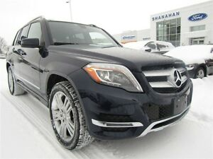 2015 Mercedes-Benz GLK-Class Base | LEATHER | BACK-UP CAM |