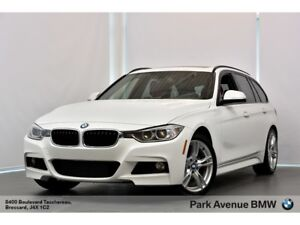 2014 BMW 328I xDrive Touring / 0.9% / 110$/SEM* / WAGON