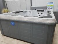 Coast Spas second hand hot tub