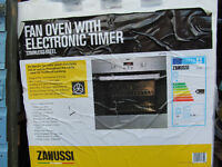 Cooker Zannussi - brand new and boxed