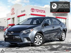 2016 Toyota Corolla LE LE+AC+Criuse+Pwr Group+Back up Camera