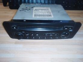 Citroen Xsara Picasso Cd/Radio from 2009