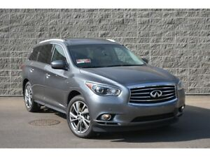 2015 Infiniti QX60 Deluxe Touring | Driver Assistance Package
