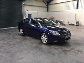 2009 Toyota Avensis 2.0d4d 1 owner fsh excellent condition guaranteed cheapest in country