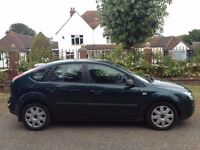 FORD FOCUS 1.8 TDCI DIESEL 2006 LONG MOT VERY NICE DRIVE ECONOMICAL CAR THAT DOES OVER 50 MPG