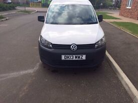 vw caddy maxi tdi clean tidy fully serviced low mileage,new brakes pads and disks ready for work