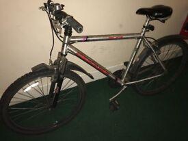 Claud Butler Ravana 7005 Aluminium Mountain Bike