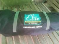 Elite panoramic porch