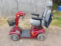 Mobility scooter Rascal 388xl Red